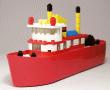 #311 レゴランド貨物船