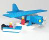 #371 水上飛行機セット