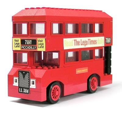 #384 ロンドン・バス