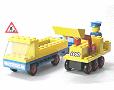 #692 レゴランド道路工事車