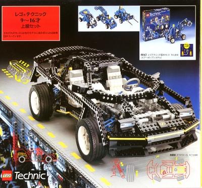 テクニックシリーズ1995年カタログ