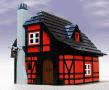 建物2 - 中世の酒場